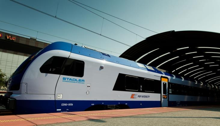 Pierwszy kwartał dobry dla kolei pasażerskich