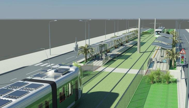 Corail wyposaży nową zajezdnię tramwajową w Izmirze (Turcja)