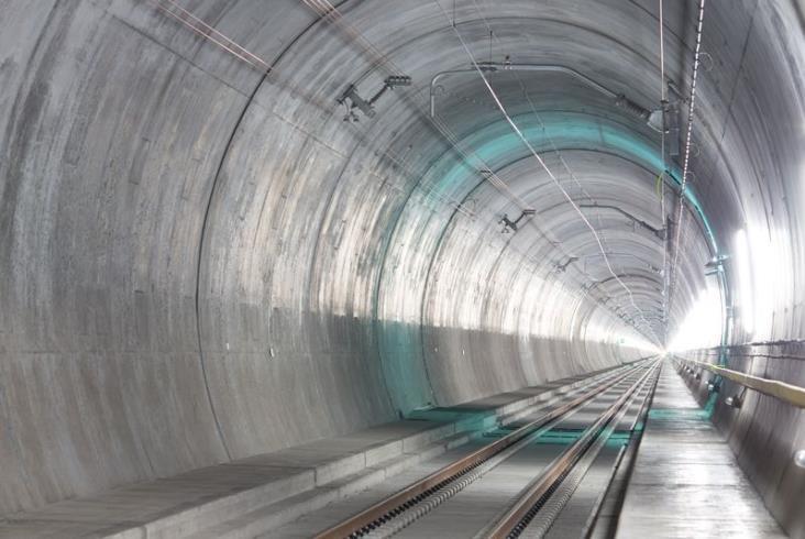 Najdłuższy i najgłębszy. Wszystko o Tunelu Gotarda