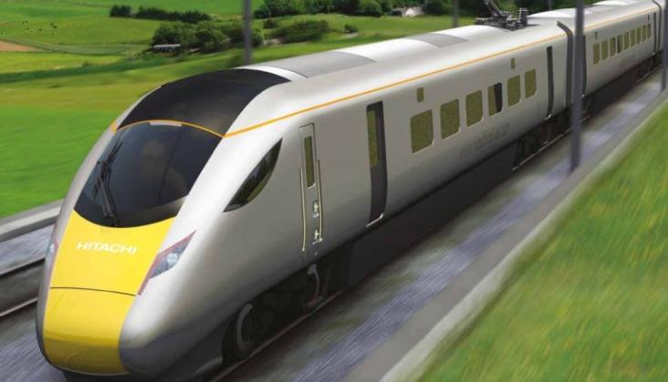 Hitachi przepycha się na europejskim rynku. Powalczy o kontrakt na pociągi TGV?