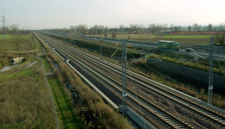 Włochy: W grudniu otwarcie kolejnego odcinka linii KDP Mediolan - Werona