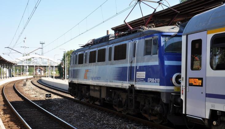Pociągi zawieszone na czas trwania ŚDM miały przyzwoitą frekwencję