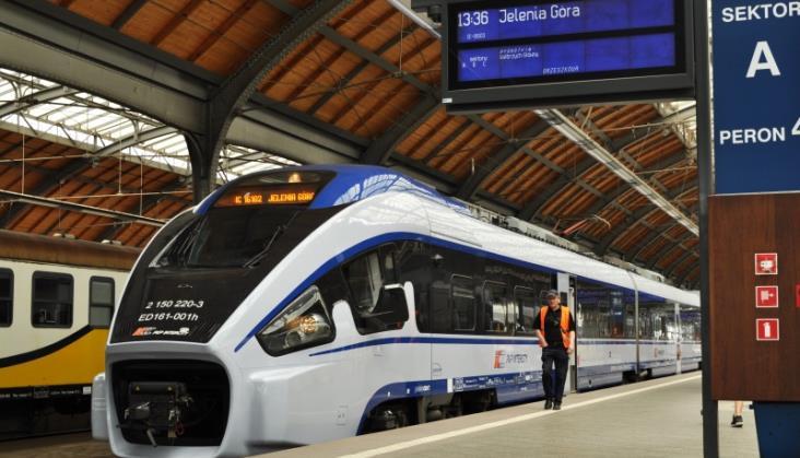 PKP Intercity z zyskiem. 47 milionów na plusie