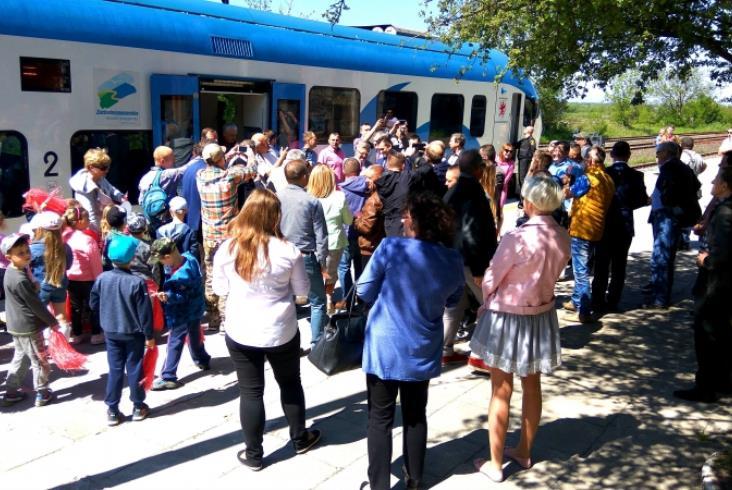Pociągi po sześciu latach wracają na linię Sławno – Darłowo