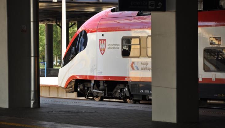Poznań ma zyskać trzeci tor dla kolei miejskiej