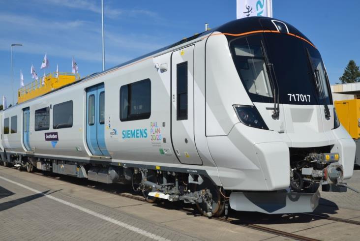 InnoTrans 2018: Tak wygląda przyszłość kolei [zdjęcia]