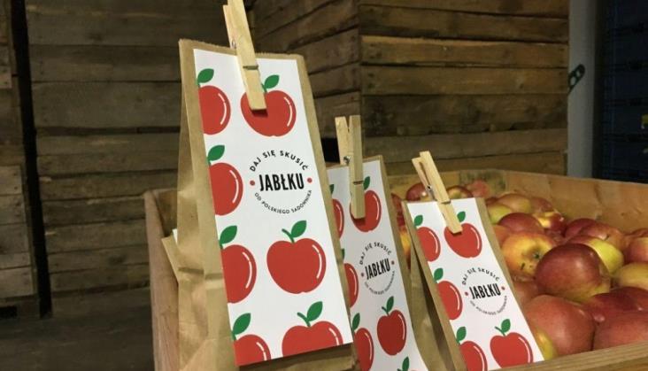 Spróbuj polskiego jabłka na pokładzie pociągów PKP Intercity