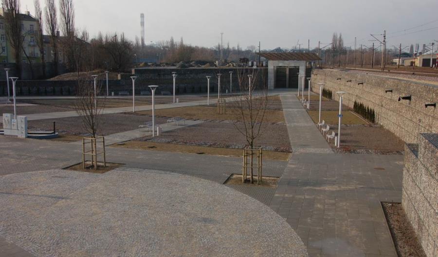Nowy kolejowy plac w Lublinie