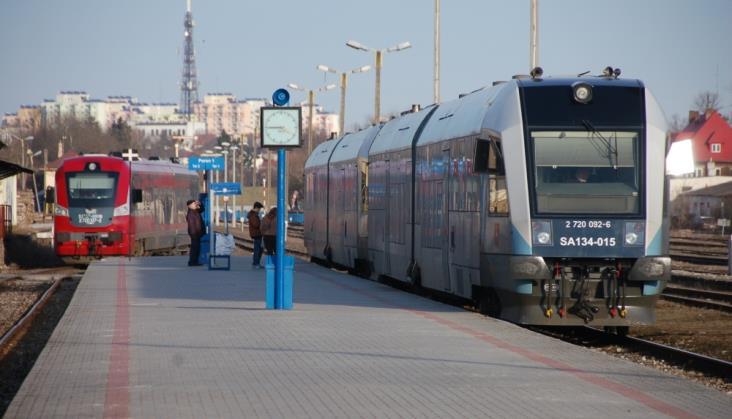 Pociągi znów przejadą przez Zamość. Będzie namiastka miejskiej kolei?
