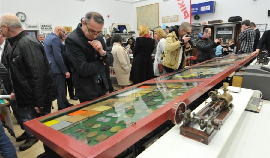 Toruń ma teraz własną Kolejową Izbę Pamięci [zdjęcia]