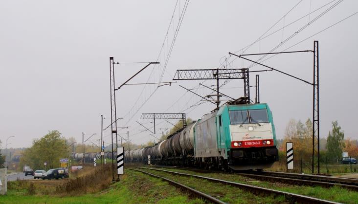 Spółki kolejowe Orlenu umocniły swoją pozycję