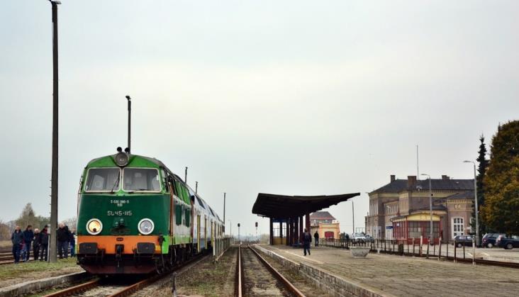 Alternatywna trasa kolejowa z Bydgoszczy do portu w Gdyni