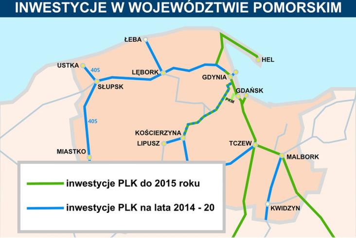 Pięć ofert na rewitalizację linii 405 Szczecinek – Słupsk – Ustka