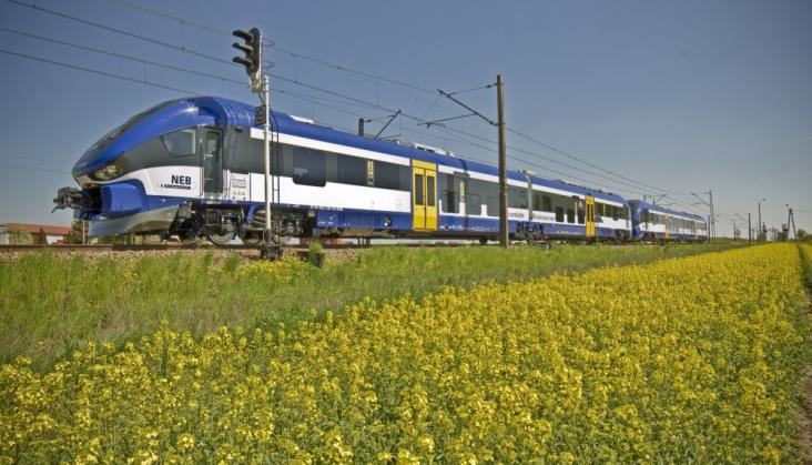 Pierwszy polski pociąg z dopuszczeniem dla Niemiec. Wielki sukces Linka Pesy