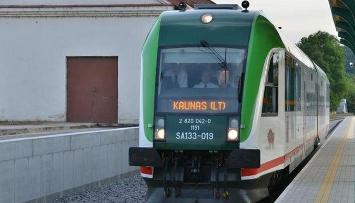 Reaktywacja połączenia Białystok – Kowno już w czerwcu