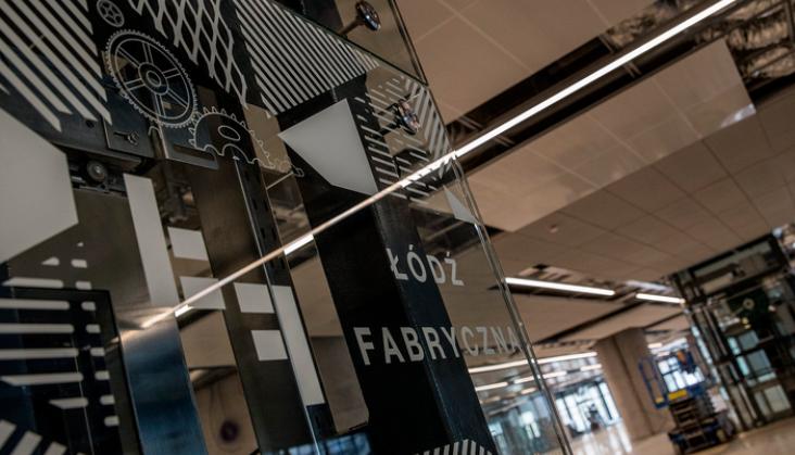 Łódź Fabryczna: Kilka punktów handlowych już od otwarcia dworca