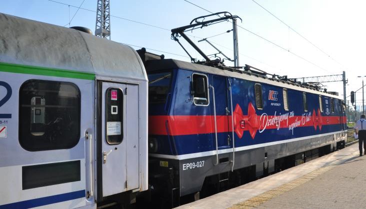 Przetarg na 20 nowych lokomotyw elektrycznych dla PKP Intercity już wkrótce