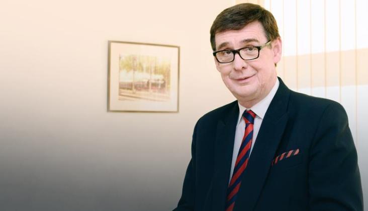 Krzysztof Mamiński nowym prezesem PKP