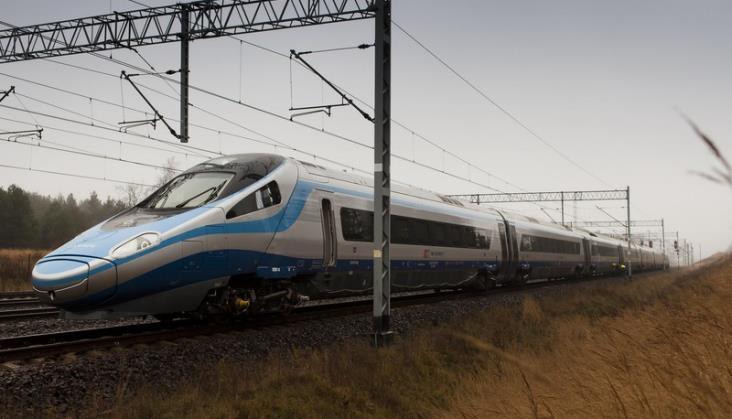 Pasażer chwali PKP Intercity za dowiezienie do domu