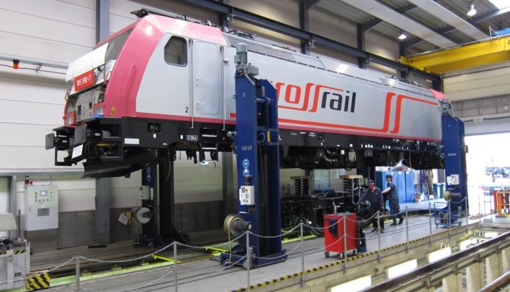 Akiem przejmuje niemiecką firmę remontującą lokomotywy