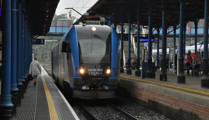 Są już pieniądze na modernizację zachodniopomorskiej linii kolejowej nr 210