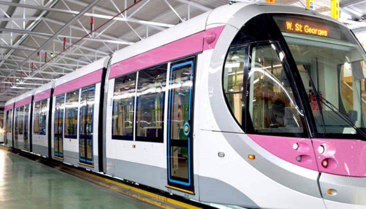 Za dwa lata CAF uruchomi produkcję pociągów w Wielkiej Brytanii
