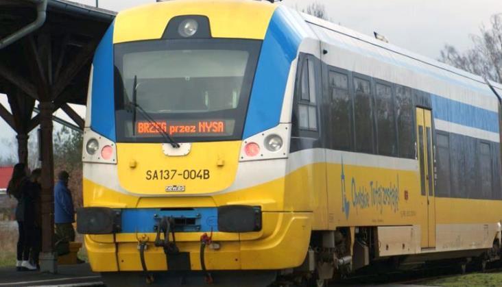Kolejne pociągi odwołane na Opolszczyźnie