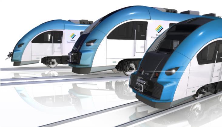 Koleje Śląskie kupią cztery dodatkowe Elfy II