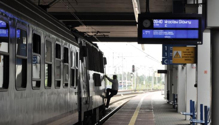 Paraliż kolei w Poznaniu. Cztery dni utrudnień [aktualizacja]