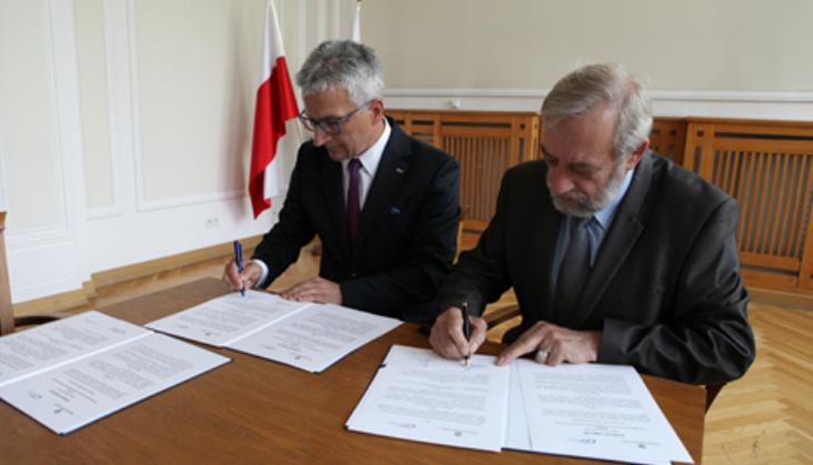 UTK i PKBWK będą współpracować w sprawie bezpieczeństwa