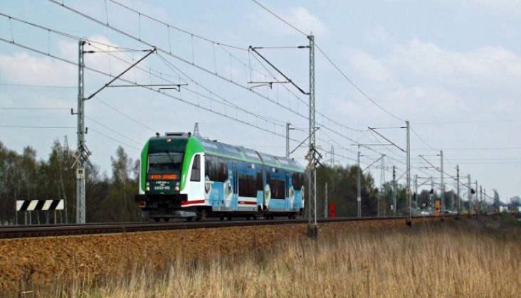 Przygotowania do remontów linii kolejowych w województwie podlaskim