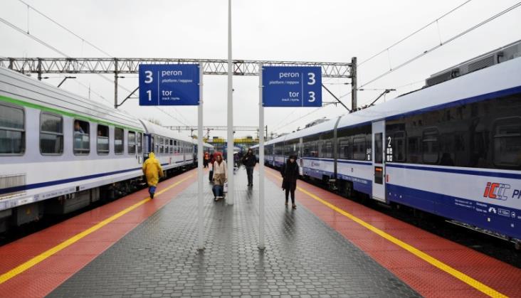 Bilet przesiadkowy na intercity.pl ma być dostępny z końcem 2016 r.