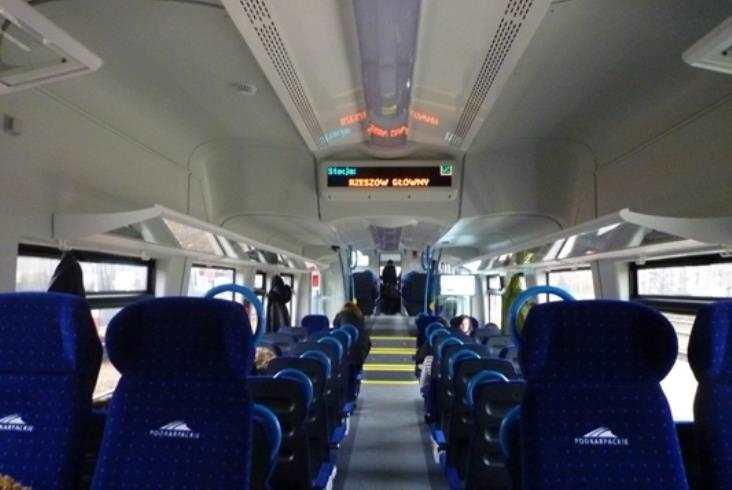 Podkarpacki SA134 już wozi pasażerów