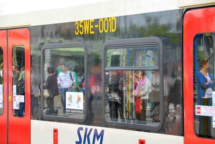 35WE jeździ z pasażerami - fotorelacja