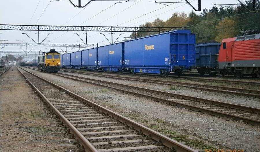 Wagony ze Świdnicy jadą naeksport [zdjęcia]