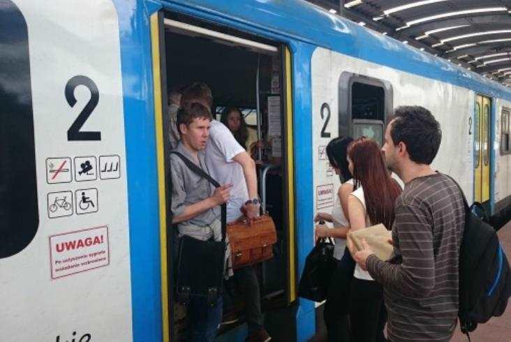 Koleje Śląskie: 700 kilometrów wjedną dobę