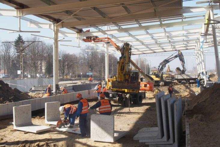 Stacja Łódź Widzew (Fotorelacja)