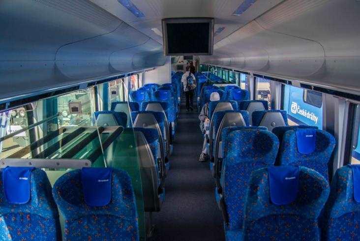 RailJet CD natargach Czech Raildays