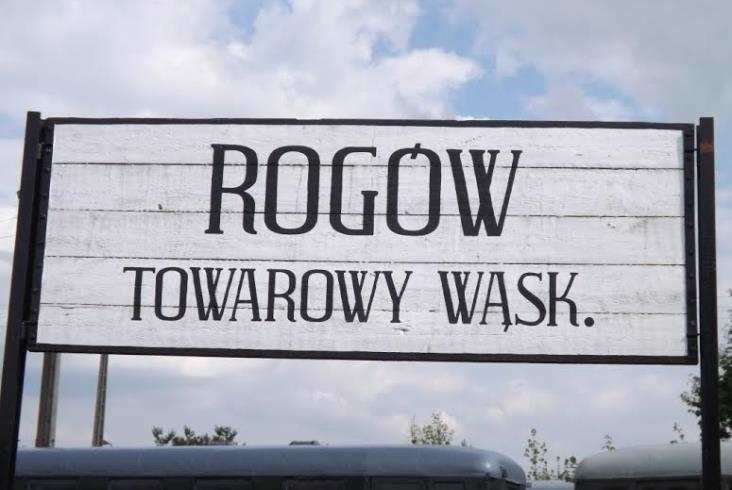 Skansen Kolei Rogowskiej (fotorelacja)