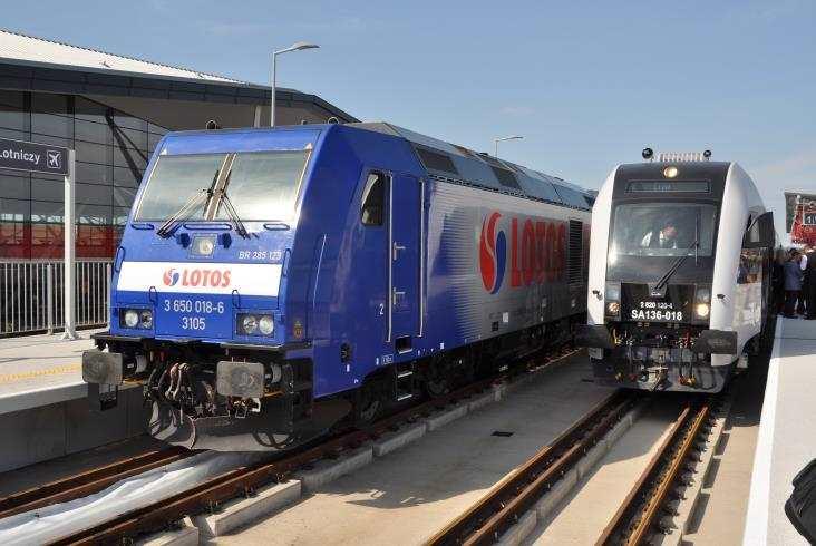 Tak otwierano trójmiejską PKM (zdjęcia)