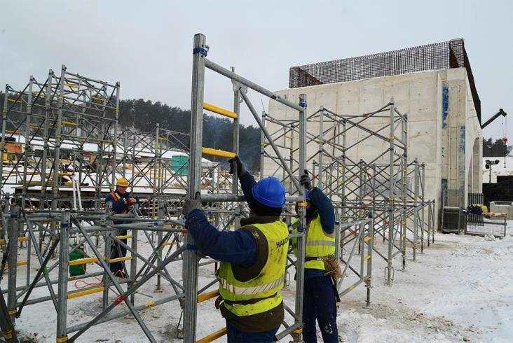 PKM: Budowa wiaduktu kolejowego nad ul. Słowackiego