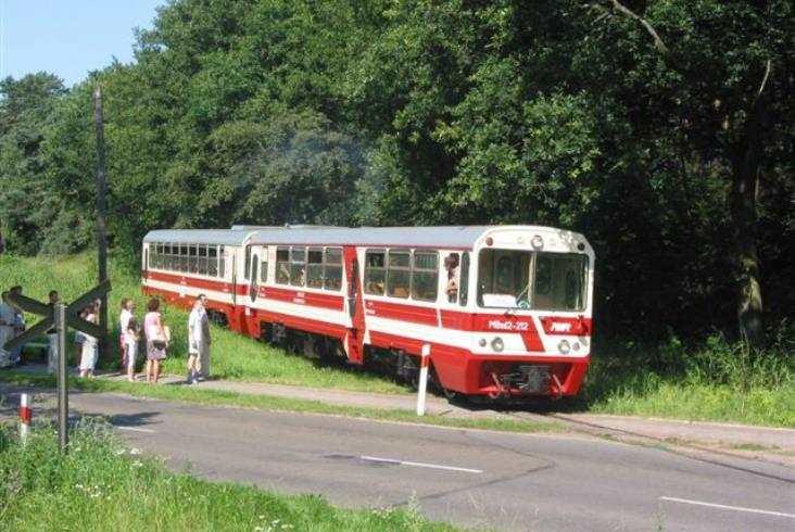 Koszalińska Kolej Wąskotorowa kupiła dwa wózki dowagonu MBxd2