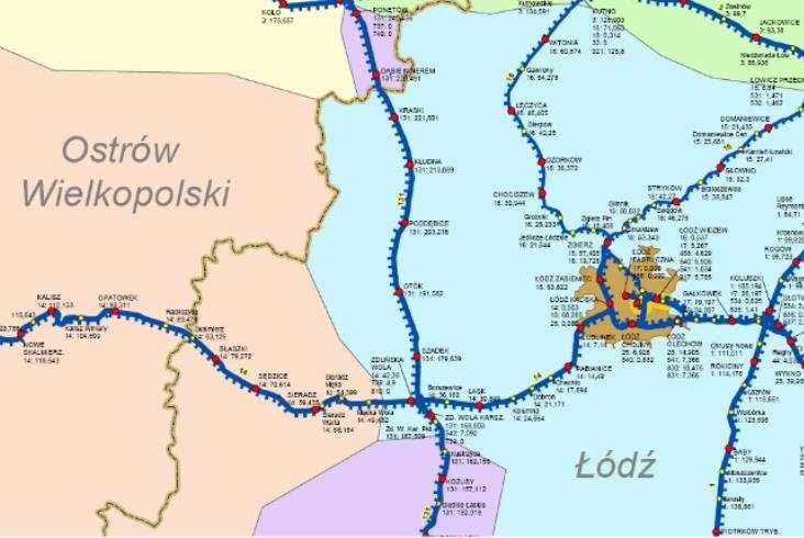 Linii Chorzów Batory - Tczew wrewitalizacji