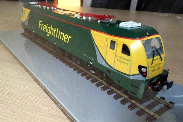 Freightliner PL zamówił nowe Dragony zNewagu