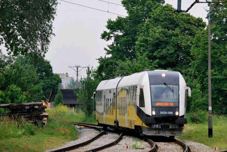 Wycieczka SA134 do Turoszowa, Zawidowa i Leśnej