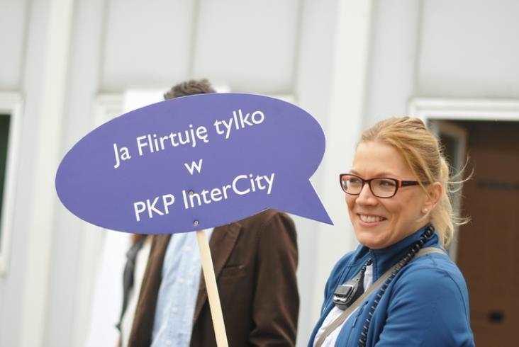 Nadjeżdża Flirt! (fotorelacja)