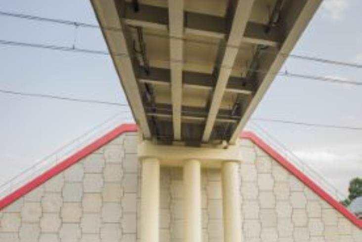Budowa wiaduktu nadCMK we Włoszczowie zakończona [zdjęcia]