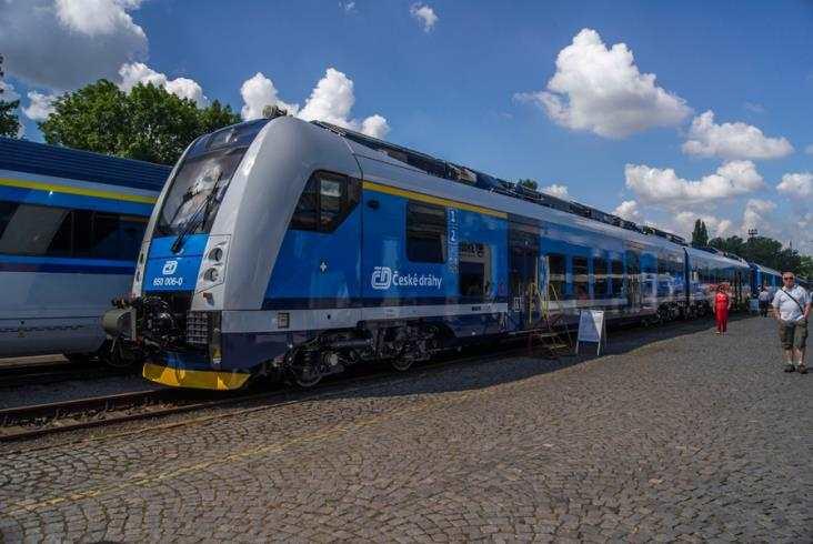 Czech Raildays nazdjęciach