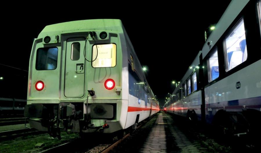 Wagony Talgo wWarszawie (zdjęcia)