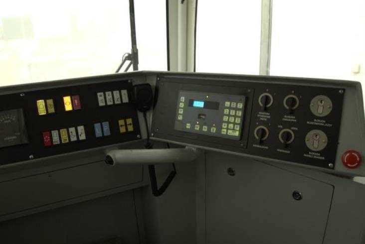 Symulator tramwaju NGT6